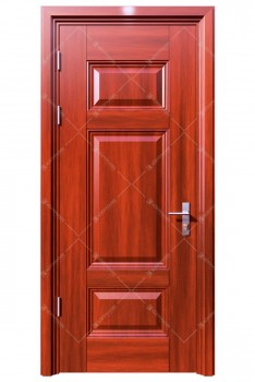 Cửa thép vân gỗ KG-1.03-1