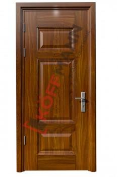 Cửa thép vân gỗ KG-103