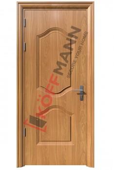Cửa thép vân gỗ KG-105-1