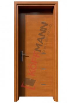 Cửa thép vân gỗ KG-1.26-PN