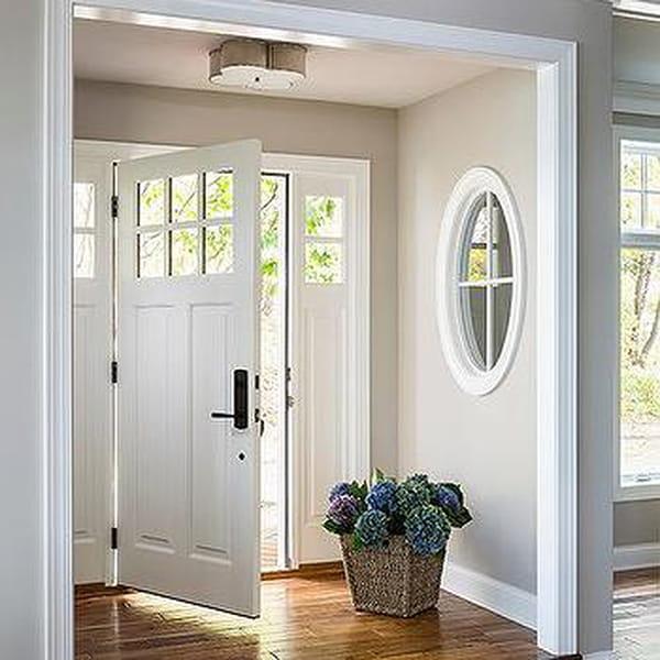 Phong thủy cửa đi chính – mang tài lộc vào ngôi nhà bạn