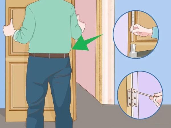 Thay thế khung cửa gỗ đúng cách
